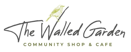The Walled Garden Shop & Cafe Logo